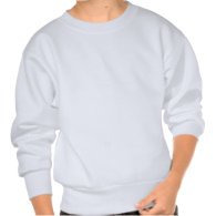 Hillary Clinton 2016 Pull Over Sweatshirt