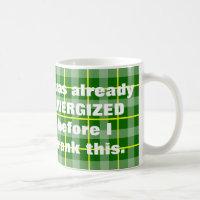 Hipster Unicorn Mug