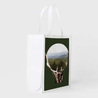 His Domain Market Tote
