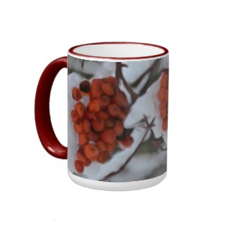 Holiday Berries mug