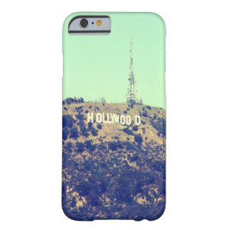Hollywood Barely There iPhone 6 Case