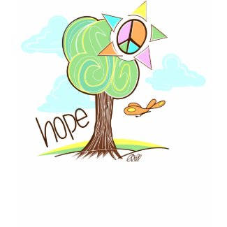 Hope Tree Shirt shirt