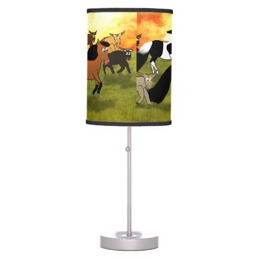 Horse Kids Lamp