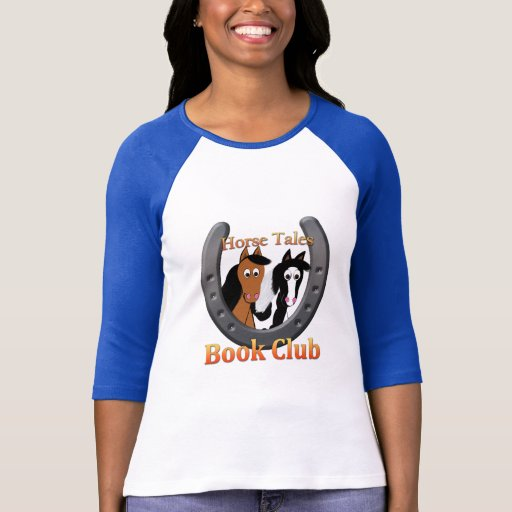 Horse Tales Book Club T-Shirt