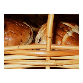 Hot Cross Buns Basket #2