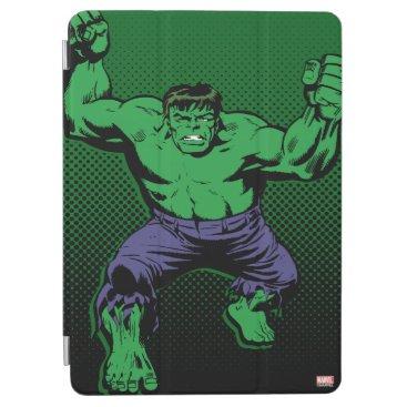 Hulk Retro Arms iPad Air Cover