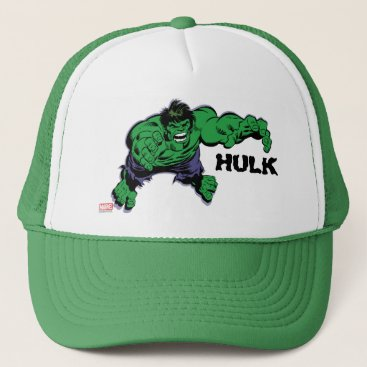 Hulk Retro Dive Trucker Hat