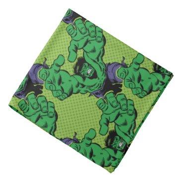 Hulk Retro Grab Bandana
