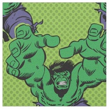 Hulk Retro Grab Fabric