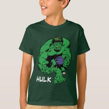 Hulk Retro Stomp T-Shirt