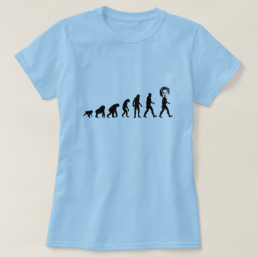 Human Evolution Hillary Clinton T-Shirt
