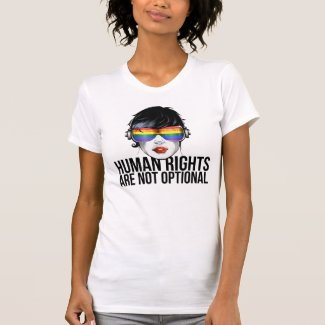 Human Rights Tshirt