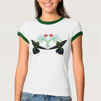 Hummingbirds Fantasy Shirt shirt