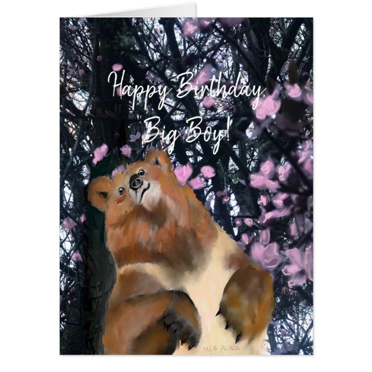 Husband Birthday Giant Card