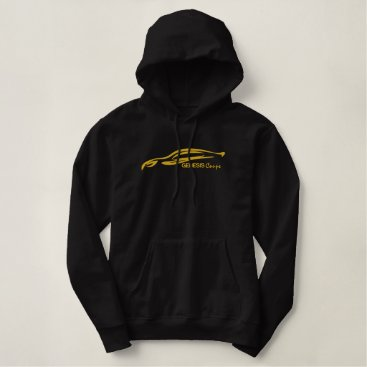 Hyundai Genesis Coupe Embroidered Hooded Sweatshirt