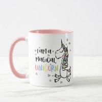 I am a Unicorn Mug
