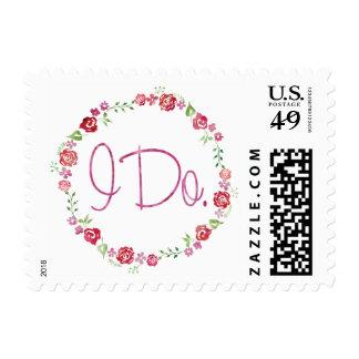 Wedding Stamps - Custom Wedding Postage