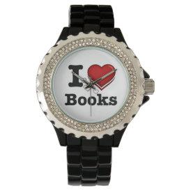 I Heart Books! I Love Books! (Shadowed Heart) Watch