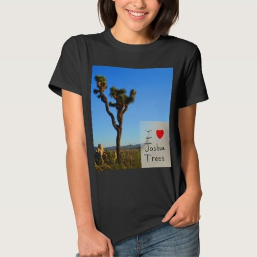 I Heart Joshau Trees T Shirts