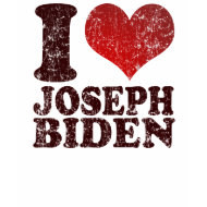 I heart Joe Biden T-shirt