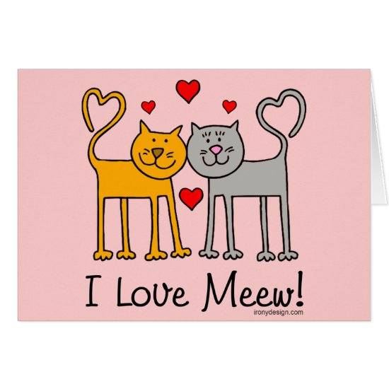 I Love Meew!