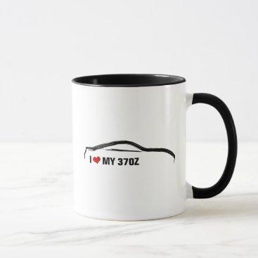 I Love My 370Z Mug