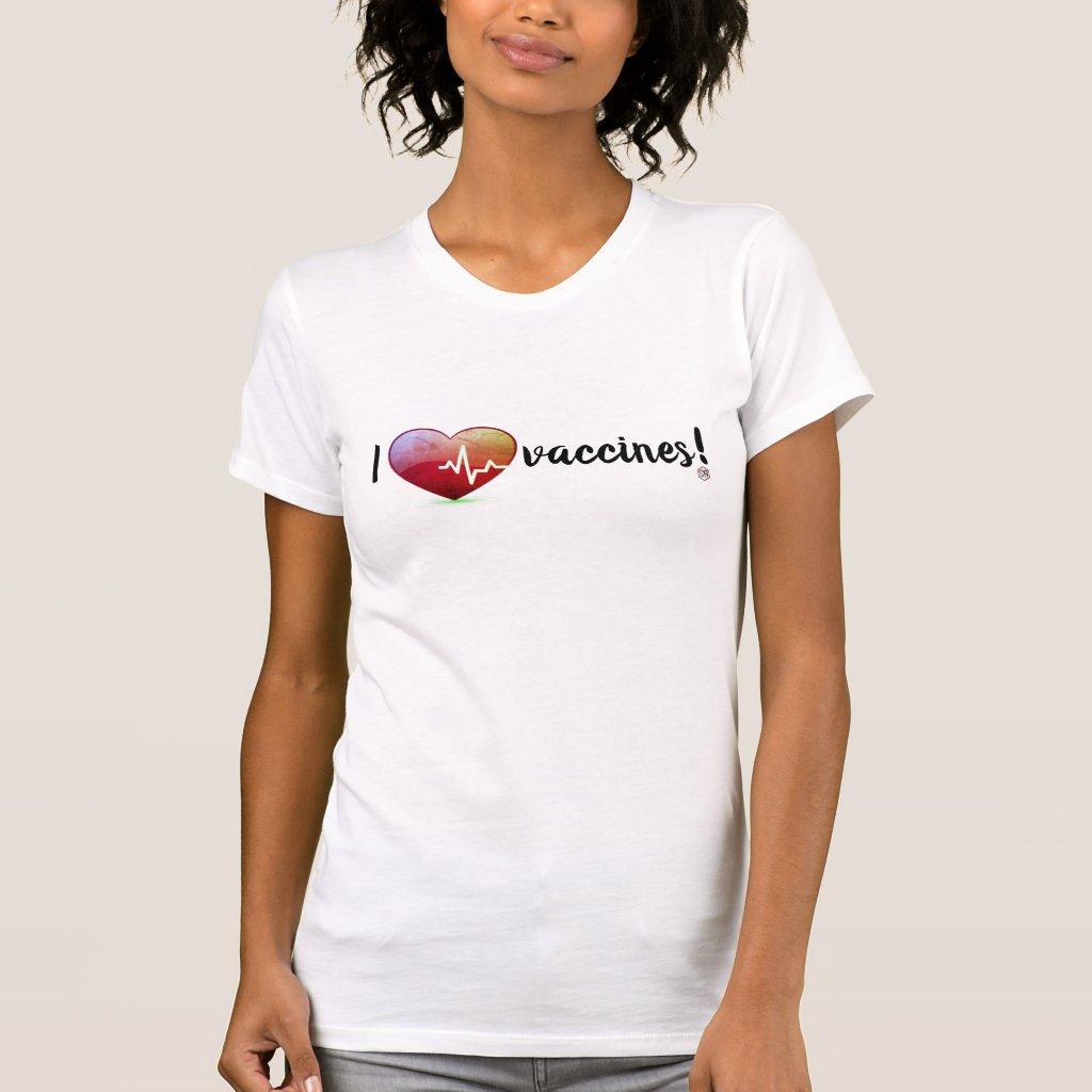 I love vaccines! T-Shirt
