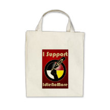 Idle No More Bag