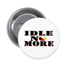 IdleNoMore Button Idle no more