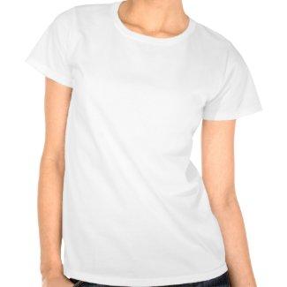 If People had hearts like cats paw prints saying T Shirts