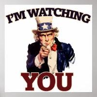 I'm watching YOU Print