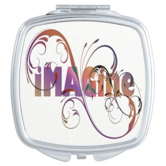 Imagine Compact Mirror
