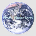 PEACE Planet Earth Day The MUSEUM Zazzle Gifts