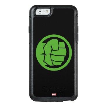 Incredible Hulk Logo OtterBox iPhone 6/6s Case