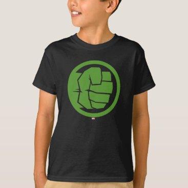 Incredible Hulk Logo T-Shirt
