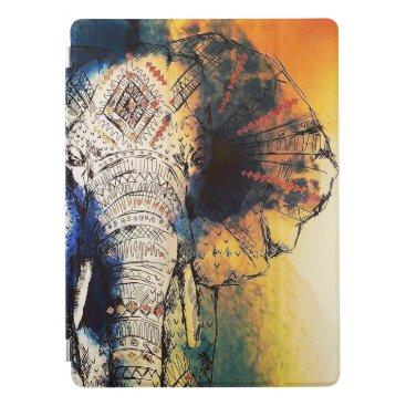 Indian elephant iPad pro cover