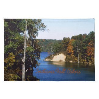 Indiana Placemats