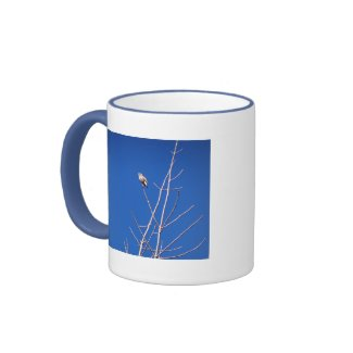 Infant Wood Thrush Mug mug