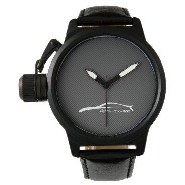 Infiniti G35 Coupe Brushstroke Silhouette - JDM Wristwatch