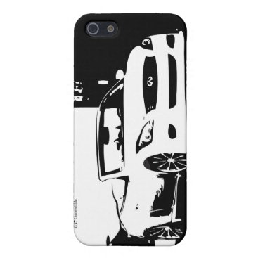 Infiniti G37 Convertible iPhone 4G Case For iPhone SE/5/5s
