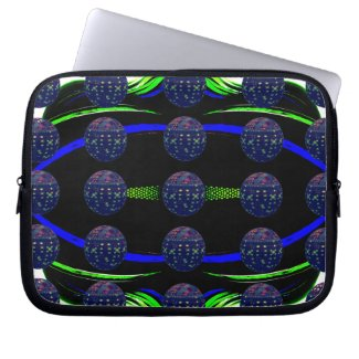 Infinity 1 CricketDiane Neoprene Laptop Case