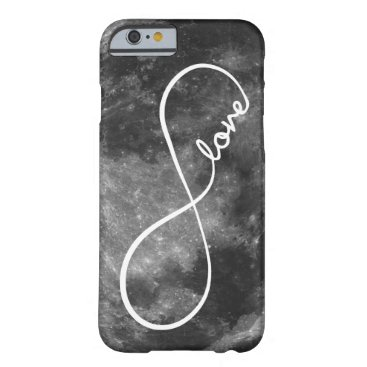 Infinity Love on the Moon Barely There iPhone 6 Case