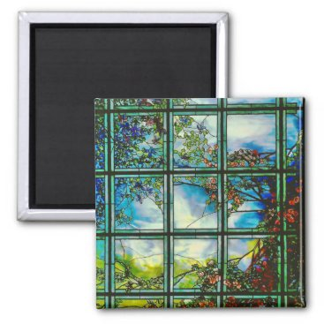 Inspirational Scenic Vines and Nature Magnet
