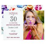 INSPIRING AT 30 INVITE