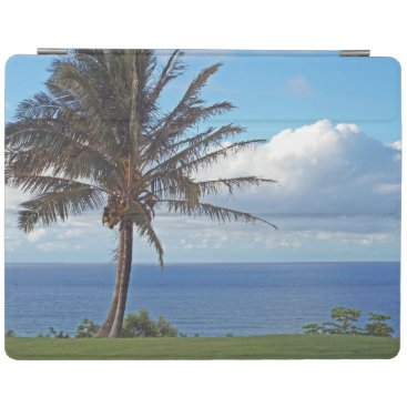 iPad cover/PALM TREE /HAWAII/ OVERLOOKING PACIFIC iPad Smart Cover