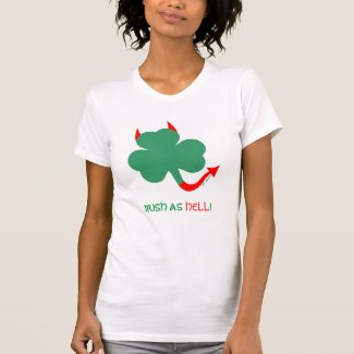 Irish Colleen Funny Shirt For St Pattys Day
