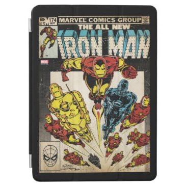 Iron Man Comic #174 iPad Air Cover