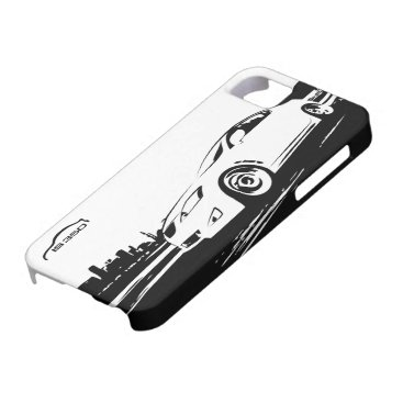 IS350 Rolling shot iPhone SE/5/5s Case