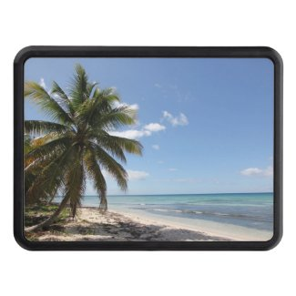 Isla Saona Caribbean Paradise Beach Hitch Cover