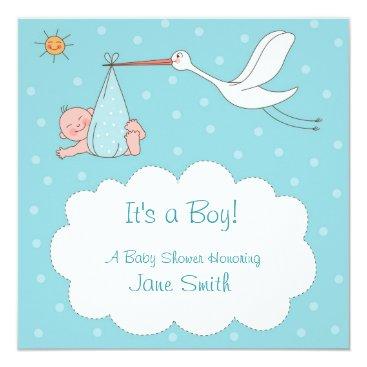 It's a Boy! Baby Shower Card